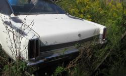1967 Ambassador DPL for sale. Total restore required - many new parts though. Looking for parts for 1967 El Camino