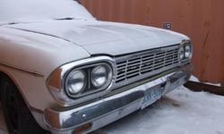 runs and drives rambler 327 body needs some work  int needs work  2500 firm has trany issue some spare parts no trades needed have 5 other cars