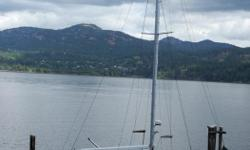 Well maintained. Jib, staysail, mainsail almost new.2500 hrs on 80hp. 4cyl. Perkins. 400 gals. diesel, 200 water.Pacific stove and Hotwater system. Shower.Sleeps 4. Inside/outside steering. Autopilot, Furuno Radar and GPS. Sitex fish finer and depth
