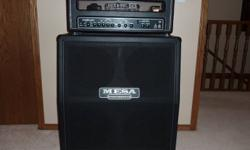 Line 6 tube amp with Mesa speaker cabinet. Wheels for cabinet included. Brand new condition. Never used. 1750.00 obo. Call 403-371-8135