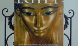 Ancient Egypt By Lorna Oakes & Lucia Gahlin Hardcover, 512 pages, Coloured Illustrations, Dust Cover. c2002. Non-smoking home. Product Dimensions: 30 x 22.9 x 3.8 cm Shipping Weight: 2.3 Kg