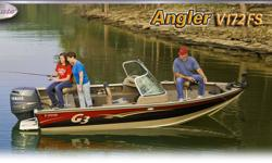 For pure multi-species fishing performance combined with maximum value, few come close to the Angler V 172 series of boats. G3 quality provides the value on each of four popular layouts, while Yamaha power gives you unmatched reliability and fuel