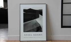 """Image 18.5""""x24"""" Framed 26""""x36"""" Purchased at Ansel Adams Art Gallery in Yosemite National Park Very good condition."""