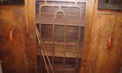 we would like to have 75.00 for this antique cabinet
