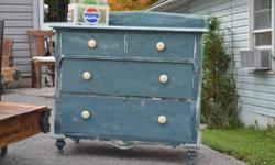Antique dresser $250