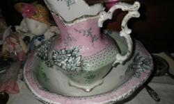 W.T.H. Smith&Co. Longport, England ID#339400 - approximate date 1901. Beautiful pattern and lovely piece. $60.00 Neg.