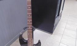**Money Maxx** has a Aria STB-series bass