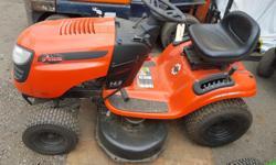 "Ariens Riding Lawn Tractor/Mower -42"" cutting deck -14.5 hp Briggs & Stratton OHV engine -gear drive"