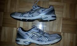 For Sale: Asics running shoes `Gel` Duomax size 13 -hardly used. $10.