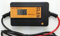 Auto Pulse Desulfator , Battery Regenerator, to Revive User Configurable override for manual voltage selection: INSTALLATION Connect Red terminal to battery positive and black terminal to battery negative. Auto Pulse Battery Desulfator will cease