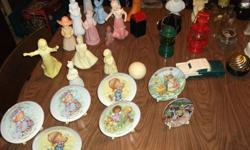 60+ pieces.  Avon collectable cologne and perfume bottles.  Some full.  Some empty Just 70 cents each!!!