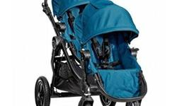 Whether you're looking for a travel system, a pram, a double stroller, a triple, or just a single, the City Select could be the only stroller you'll ever need. The most versatile stroller on the market today, the City Select was designed to keep your