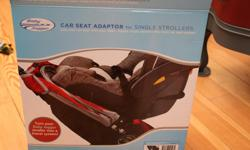 BJ90123 Only used while baby was in car seat, so not so long.. $40 OBO