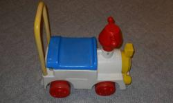 Toy Train - $5 Toy Car - $8