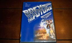 At the height of the 80s when movies were movies, Michael J Fox and Christopher Lloyd sealed the deal. This box set will bring you back...and forth and back again to a time when we didn't need special effects and C.G.I to enjoy a great movie experience.