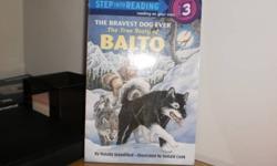 THE TRUE STORY OF   BALTO