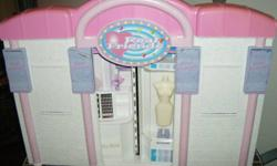 For Sale barbie play set