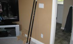 I have 2 junior Base hockey sticks for PeeWee player Very good condition. 50 flex $40 each or both for $75