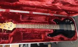 nice 5 string G and L bass very good condition asking 900