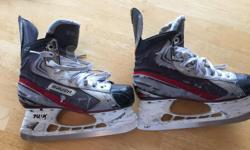Shoe size 8 Hockey Skates