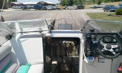 Fantastic boat! Had her out five times this year i just cant offord to run anymore. Aft berth with front table lowering to make a comfortable bed. 3.0l cobra I/O, new prop, life jackets, VHF radio, all trims and motors and bilges work, porta-potty, two
