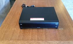 I no longer need this top-end Bell Express-Vu HD-PVR receiver. Perfect working order. Includes remote control, manual and YPbPr cables. See the link for specs, etc. $100 OBO. email or text me for a fast response.