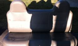 Like new leather bench seat for 08 ford f150 This ad was posted with the Kijiji Classifieds app.