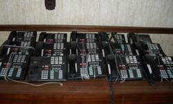 BEST OFFER: 15 Bell Meridian phones perfect for a small business.