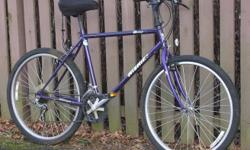 "Women's Raleigh Ozark 27 (green) in good condition 24"" (5'2 to 5'10"")"