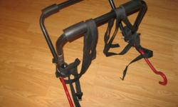 Bike Rack This was a relatives and is no longer being used Age unknown Good for 1 bike Black in color $15 Can meet in west end of ottawa (kanata) or pickup in Constance Bay