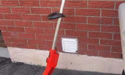 """Black & Decker 12"""" electric grass whip for sale. Only $35. We are located in Orleans. See our list of other items for sale. First come, first served."""