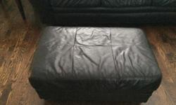 Like new - no tears, rips or stains 33 inches L x 21 inches W x 15 inches H Can be purchased with matching Loveseat and 3 Seat Sofa