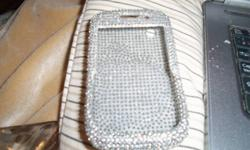 i have 3 blackberry curve phone cases. one is sparkly with an apple on the back, one is a gell purple one, and one is a pink tna case, and a blue case. the price is 80$ or 20$ for 1