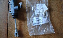 New rear master cylinder for a '08 BMW RT. May fit other model years. $100.