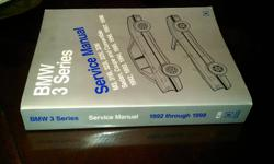 This Bentley Manual is a comprehensive source of service information and specifications for BMW 3 Series from 1992 to 1998. The aim throughout this manual has been simplicity, clarity and completeness, with practical explanations, step-by-step procedures