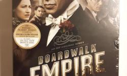 Includes all 56 episodes from every season of the Golden Globe-winning HBO period drama set during the 1920s and early 1930s Prohibition era. Brand new and unopened.
