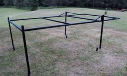 """Nice boat rack for sale. Fits the body style of 1987 and earlier. The uprights are 93"""" apart (center to center ). Also includes an over the cab attachment. $200"""