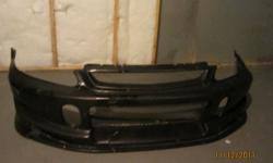 Body kit for 2000 Honda Civic Coup.  Aftermarket, front bumper needs work.   Phone calls only. 705-331-8737  ask for Nathan