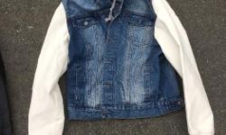 Bomber or Letterman jacket