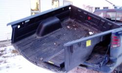 Plastic box liner for Chev S10 2002.. Good shape no damage call 7688526 ask for Terry