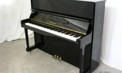 BOXING WEEK PIANO CLEARANCE SALE CONTINUES. UPTO 20% OFF REGULAR TICKETED PRICES.   A LARGE SELECTION OF USED & NEW PROFESSIONAL UPRIGHT PIANOS, FULLY SERVICED & TUNED TO CONCERT PITCH.   TOP BRAND NAMES: YAMAHA (JAPAN), KAWAI (JAPAN), KOREA MADE YOUNG