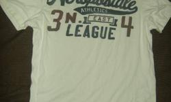 All Boys Aeropostale T-Shirts are in excellent used condition, smoke-free home. $7 each The shirts are all size XS Mens, which is equivalent to a boys XL and had been worn by my 14 yr old son.