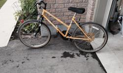 Good shape15 speed boys bike size 24 suitable for 10-18 years old boy. Slight TLC required Brand supercycle, Findlay Greek area