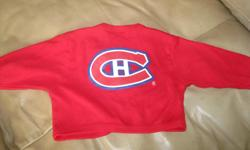 Boys NHL long-sleeve top Size - 3 MONTHS Primary Color - Red Cute!!! ONLY $5 Can meet in west end of ottawa (kanata) or pickup in Constance Bay