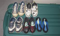 $1 a pair boys shoes