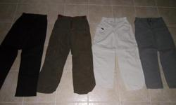 All clothes in the pictures are for this price. All clothes are in excellent condition.