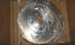I have 1 new front brake rotor for $ 10.00. Just want it gone. Brand new and fits 2006-210 Rav 4. Canadian tire price is $ 60.00.