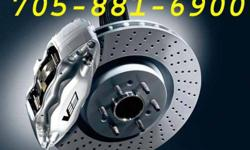 Free full brakes inspection any Auto or Truck., Local mechanic and motor-sport hobbyists with private personal shop with full tools, hoist, car & truck bay, latest in diagnostics equipment...located in Barrie, Your vehicle can be repaired with 100%