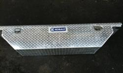 brand new kobalt tool box for mid size truck. 905 630 5653 This ad was posted with the Kijiji Classifieds app.