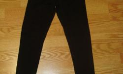 I have a Brand New Black Leggings Pants Tights Youth Size 14 for sale! This is in excellent condition and would look great in your child's room or to give as a gift. Comes from a non-smoking household. Do not miss out on this excellent opportunity to get